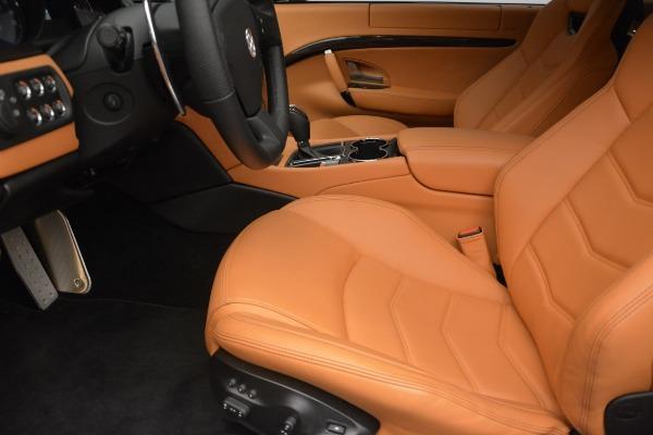 Used 2017 Maserati GranTurismo Sport for sale $74,900 at Alfa Romeo of Greenwich in Greenwich CT 06830 14