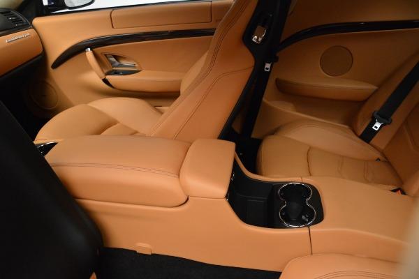 Used 2017 Maserati GranTurismo Sport for sale $74,900 at Alfa Romeo of Greenwich in Greenwich CT 06830 17