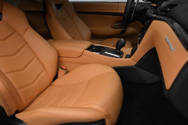 Used 2017 Maserati GranTurismo Sport for sale $74,900 at Alfa Romeo of Greenwich in Greenwich CT 06830 19