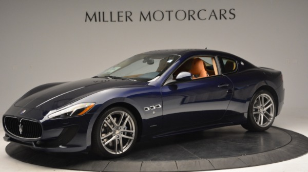 Used 2017 Maserati GranTurismo Sport for sale $74,900 at Alfa Romeo of Greenwich in Greenwich CT 06830 2