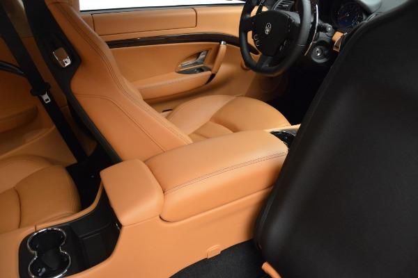 Used 2017 Maserati GranTurismo Sport for sale $74,900 at Alfa Romeo of Greenwich in Greenwich CT 06830 21
