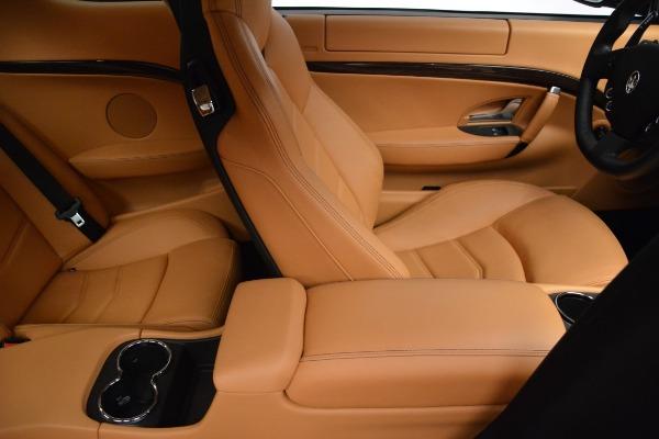 Used 2017 Maserati GranTurismo Sport for sale $74,900 at Alfa Romeo of Greenwich in Greenwich CT 06830 22