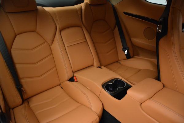 Used 2017 Maserati GranTurismo Sport for sale $74,900 at Alfa Romeo of Greenwich in Greenwich CT 06830 23