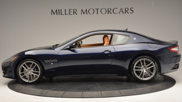 Used 2017 Maserati GranTurismo Sport for sale $74,900 at Alfa Romeo of Greenwich in Greenwich CT 06830 3
