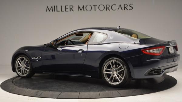 Used 2017 Maserati GranTurismo Sport for sale $74,900 at Alfa Romeo of Greenwich in Greenwich CT 06830 4