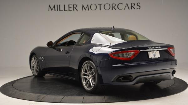 Used 2017 Maserati GranTurismo Sport for sale $74,900 at Alfa Romeo of Greenwich in Greenwich CT 06830 5