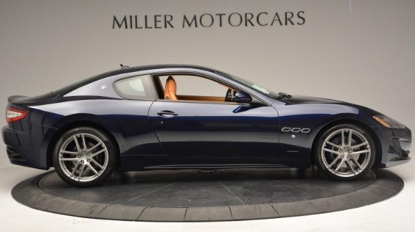 Used 2017 Maserati GranTurismo Sport for sale $74,900 at Alfa Romeo of Greenwich in Greenwich CT 06830 9