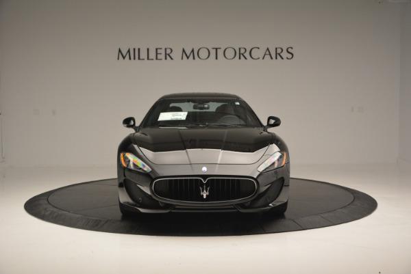 New 2016 Maserati GranTurismo Sport for sale Sold at Alfa Romeo of Greenwich in Greenwich CT 06830 12