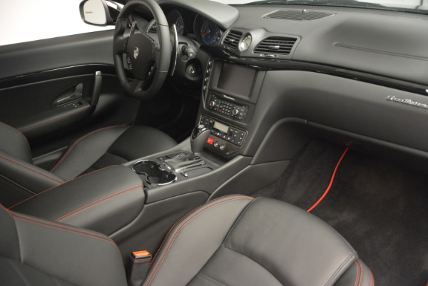 New 2016 Maserati GranTurismo Sport for sale Sold at Alfa Romeo of Greenwich in Greenwich CT 06830 18