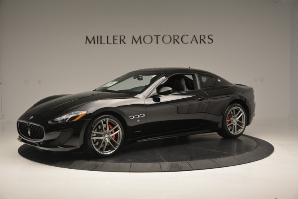 New 2016 Maserati GranTurismo Sport for sale Sold at Alfa Romeo of Greenwich in Greenwich CT 06830 2