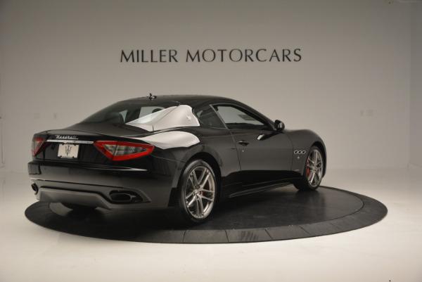 New 2016 Maserati GranTurismo Sport for sale Sold at Alfa Romeo of Greenwich in Greenwich CT 06830 7