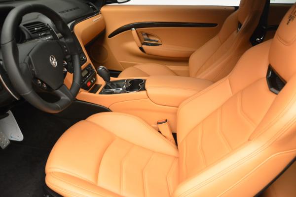 New 2017 Maserati GranTurismo Sport for sale Sold at Alfa Romeo of Greenwich in Greenwich CT 06830 14