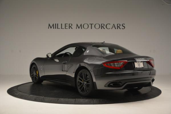 New 2017 Maserati GranTurismo Sport for sale Sold at Alfa Romeo of Greenwich in Greenwich CT 06830 5
