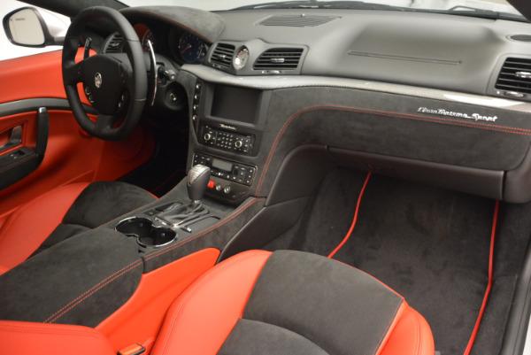 New 2017 Maserati GranTurismo Sport for sale Sold at Alfa Romeo of Greenwich in Greenwich CT 06830 21