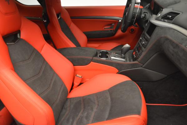 New 2017 Maserati GranTurismo Sport for sale Sold at Alfa Romeo of Greenwich in Greenwich CT 06830 22