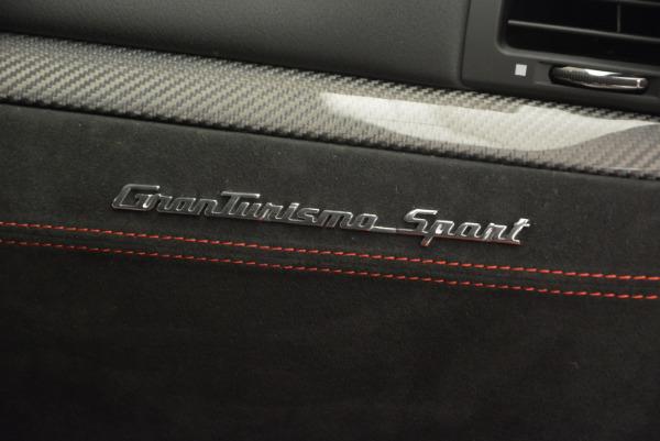 New 2017 Maserati GranTurismo Sport for sale Sold at Alfa Romeo of Greenwich in Greenwich CT 06830 26