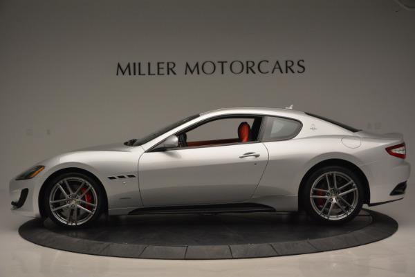 New 2017 Maserati GranTurismo Sport for sale Sold at Alfa Romeo of Greenwich in Greenwich CT 06830 3