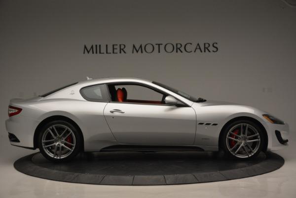 New 2017 Maserati GranTurismo Sport for sale Sold at Alfa Romeo of Greenwich in Greenwich CT 06830 9