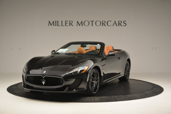 New 2017 Maserati GranTurismo MC for sale Sold at Alfa Romeo of Greenwich in Greenwich CT 06830 1