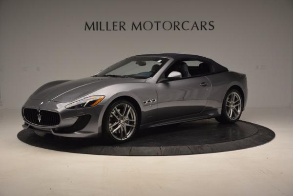 New 2017 Maserati GranTurismo Sport for sale Sold at Alfa Romeo of Greenwich in Greenwich CT 06830 12