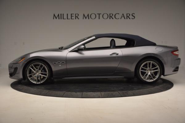 New 2017 Maserati GranTurismo Sport for sale Sold at Alfa Romeo of Greenwich in Greenwich CT 06830 13