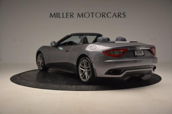 New 2017 Maserati GranTurismo Sport for sale Sold at Alfa Romeo of Greenwich in Greenwich CT 06830 4