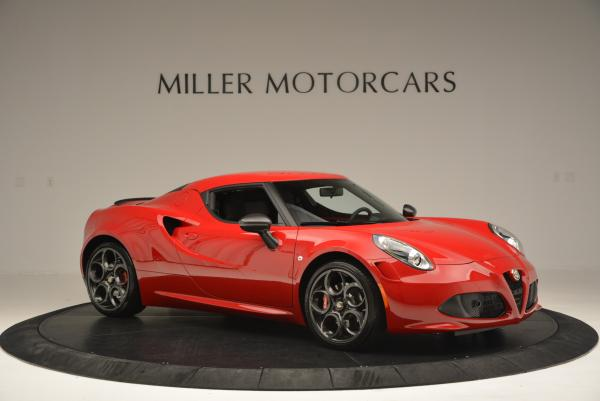Used 2015 Alfa Romeo 4C Launch Edition for sale Sold at Alfa Romeo of Greenwich in Greenwich CT 06830 10
