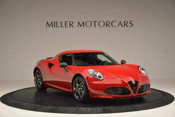 Used 2015 Alfa Romeo 4C Launch Edition for sale Sold at Alfa Romeo of Greenwich in Greenwich CT 06830 11