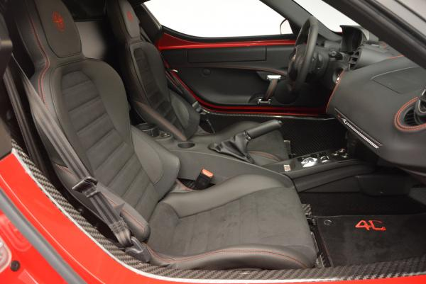 Used 2015 Alfa Romeo 4C Launch Edition for sale Sold at Alfa Romeo of Greenwich in Greenwich CT 06830 18