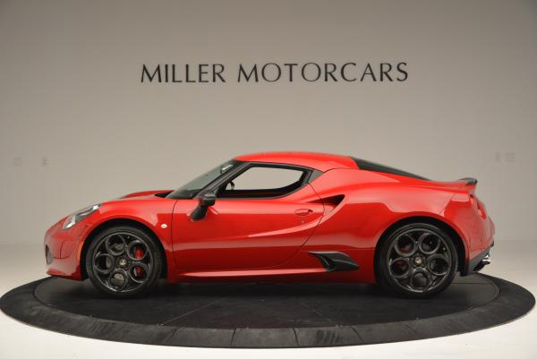 Used 2015 Alfa Romeo 4C Launch Edition for sale Sold at Alfa Romeo of Greenwich in Greenwich CT 06830 3