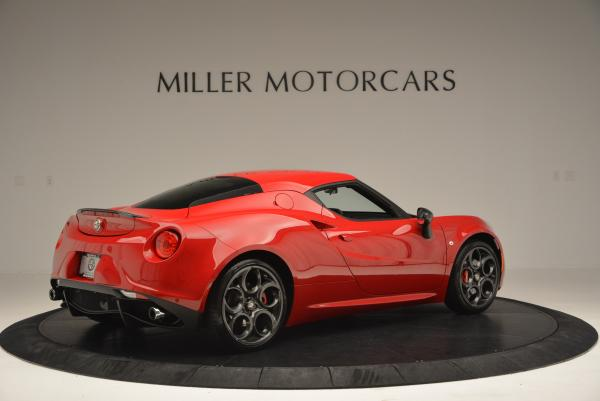 Used 2015 Alfa Romeo 4C Launch Edition for sale Sold at Alfa Romeo of Greenwich in Greenwich CT 06830 8