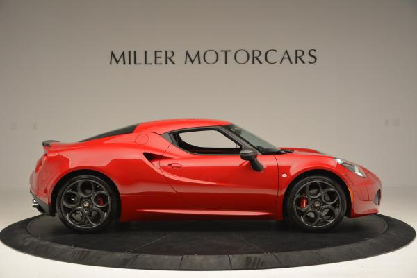 Used 2015 Alfa Romeo 4C Launch Edition for sale Sold at Alfa Romeo of Greenwich in Greenwich CT 06830 9