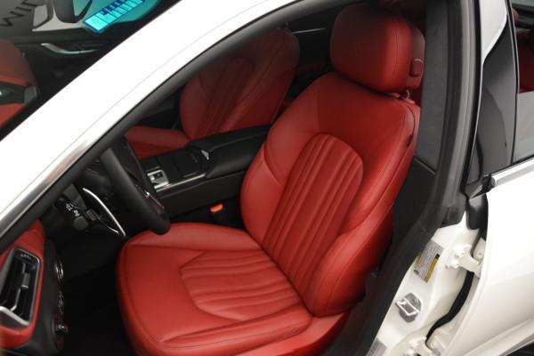 New 2016 Maserati Ghibli S Q4 for sale Sold at Alfa Romeo of Greenwich in Greenwich CT 06830 23