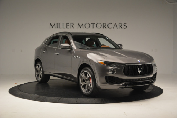 New 2017 Maserati Levante S for sale Sold at Alfa Romeo of Greenwich in Greenwich CT 06830 11