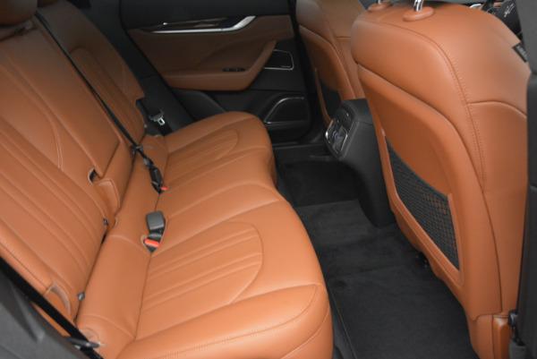 New 2017 Maserati Levante S for sale Sold at Alfa Romeo of Greenwich in Greenwich CT 06830 24