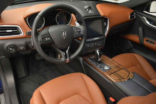 Used 2017 Maserati Ghibli S Q4 EX-LOANER for sale Sold at Alfa Romeo of Greenwich in Greenwich CT 06830 16