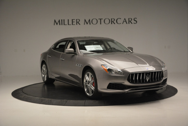 New 2017 Maserati Quattroporte S Q4 GranLusso for sale Sold at Alfa Romeo of Greenwich in Greenwich CT 06830 11