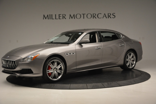 New 2017 Maserati Quattroporte S Q4 GranLusso for sale Sold at Alfa Romeo of Greenwich in Greenwich CT 06830 2