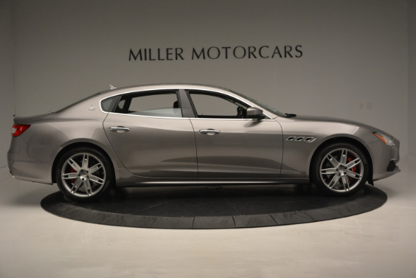 New 2017 Maserati Quattroporte S Q4 GranLusso for sale Sold at Alfa Romeo of Greenwich in Greenwich CT 06830 9