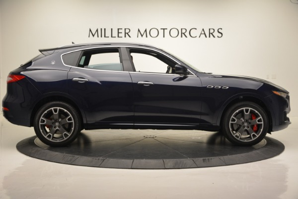 New 2017 Maserati Levante for sale Sold at Alfa Romeo of Greenwich in Greenwich CT 06830 6