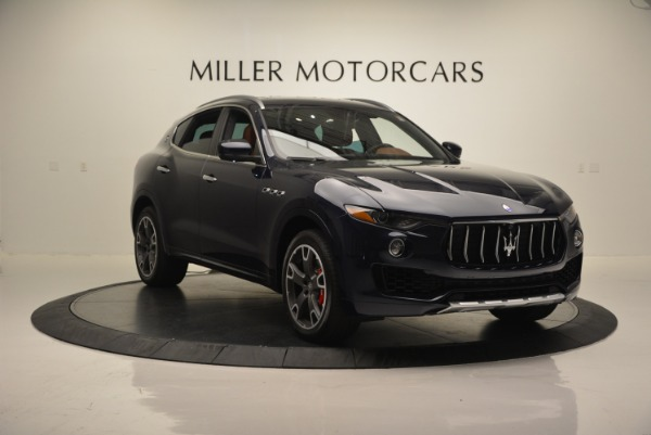 New 2017 Maserati Levante for sale Sold at Alfa Romeo of Greenwich in Greenwich CT 06830 8