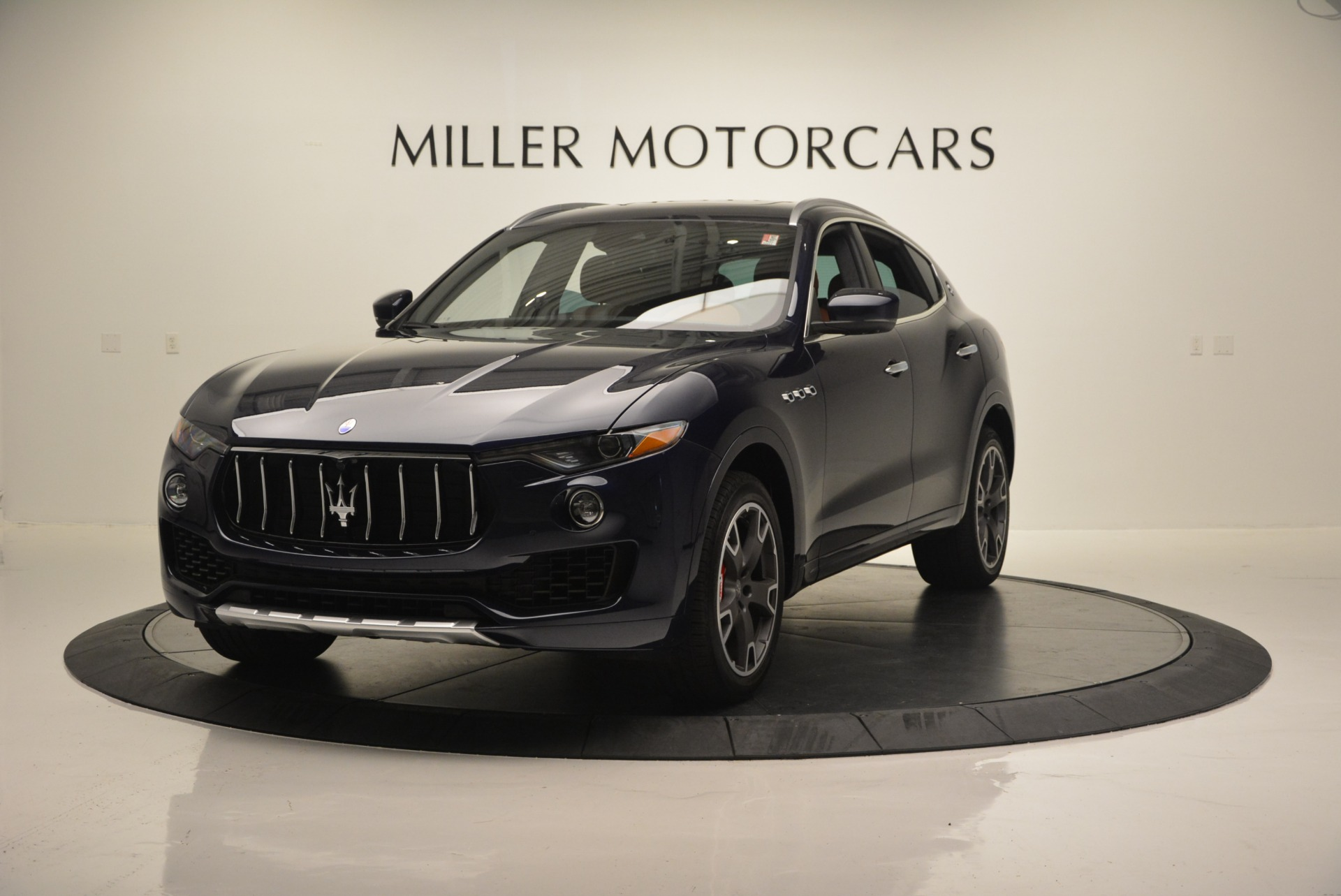 New 2017 Maserati Levante for sale Sold at Alfa Romeo of Greenwich in Greenwich CT 06830 1