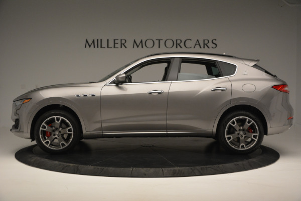New 2017 Maserati Levante for sale Sold at Alfa Romeo of Greenwich in Greenwich CT 06830 3
