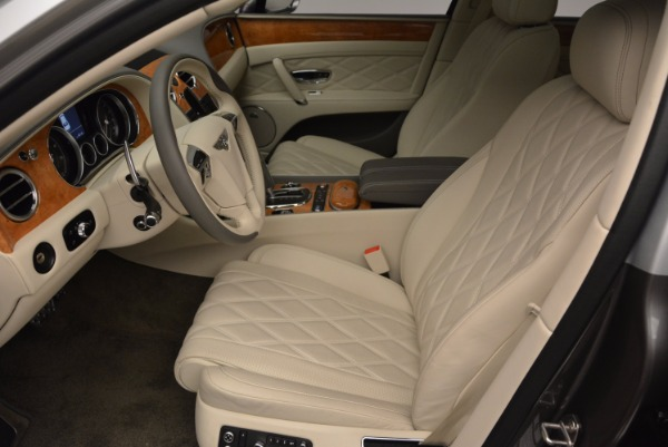 Used 2016 Bentley Flying Spur W12 for sale Sold at Alfa Romeo of Greenwich in Greenwich CT 06830 15