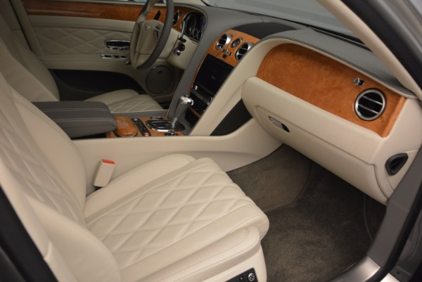 Used 2016 Bentley Flying Spur W12 for sale Sold at Alfa Romeo of Greenwich in Greenwich CT 06830 19
