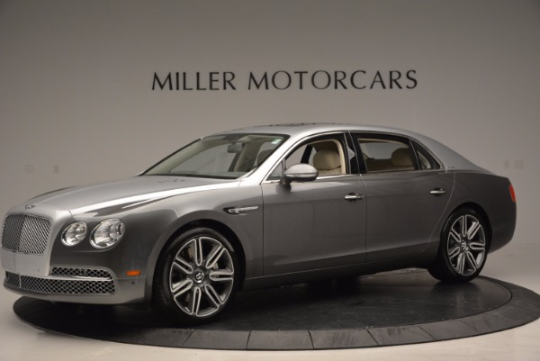 Used 2016 Bentley Flying Spur W12 for sale Sold at Alfa Romeo of Greenwich in Greenwich CT 06830 2