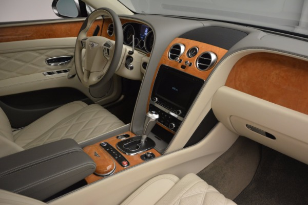 Used 2016 Bentley Flying Spur W12 for sale Sold at Alfa Romeo of Greenwich in Greenwich CT 06830 21