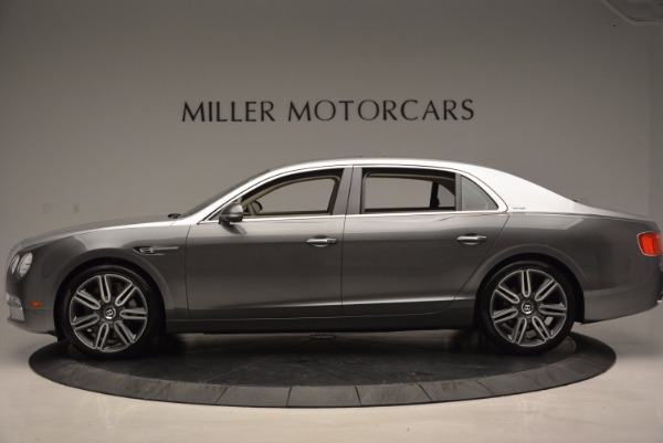 Used 2016 Bentley Flying Spur W12 for sale Sold at Alfa Romeo of Greenwich in Greenwich CT 06830 3