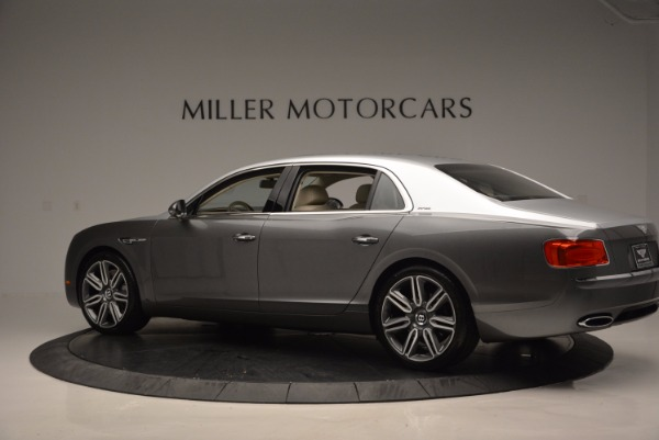 Used 2016 Bentley Flying Spur W12 for sale Sold at Alfa Romeo of Greenwich in Greenwich CT 06830 4