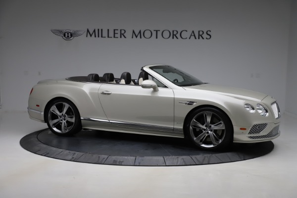 Used 2016 Bentley Continental GTC Speed for sale Sold at Alfa Romeo of Greenwich in Greenwich CT 06830 11